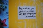 Spanish scribblings found down a back street in Berlin