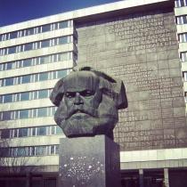 Chemnitz, formerly Karl-Marx-Stadt